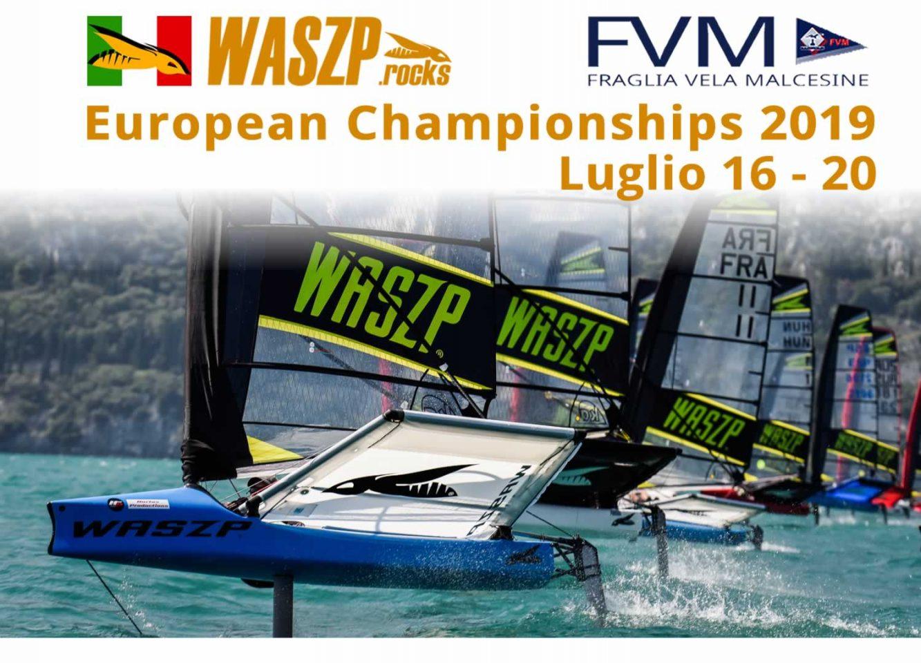 Campionato WASZP 2019 Malcesine
