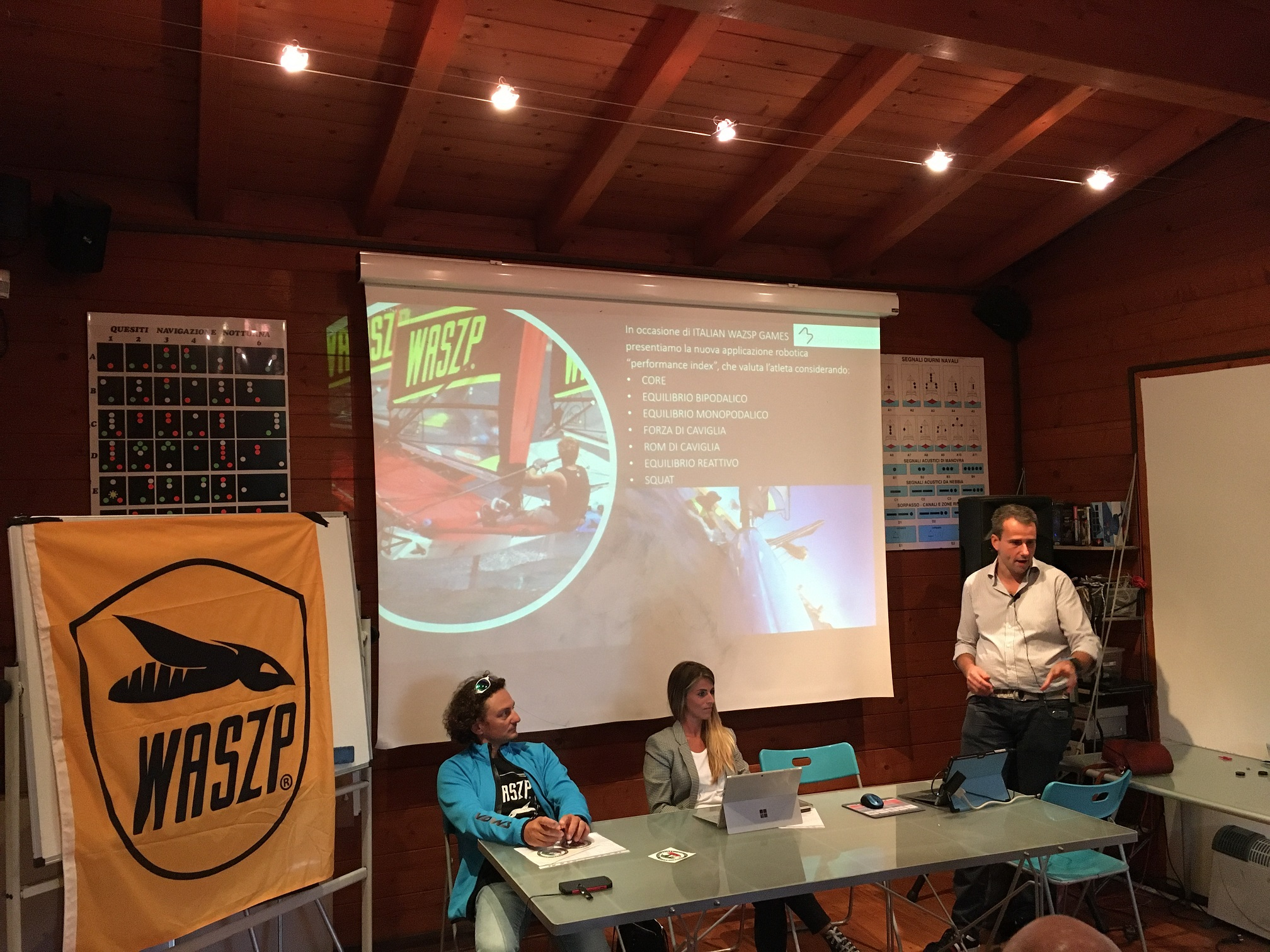Movendo Technology – partner tecnologico degli Italian Waszp Games 2019