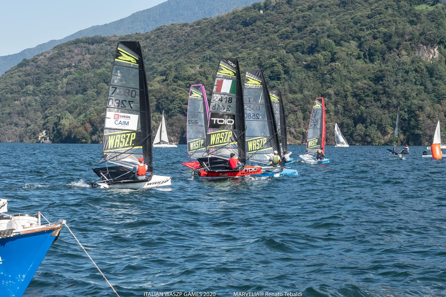 italian waszp games Dongo 5/6 settembre 2020. la classifica finale